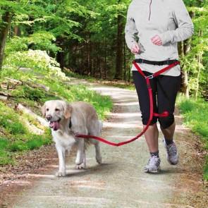 Trixie, Pas biodrowy ze smyczą, dla średnich i dużych psów
