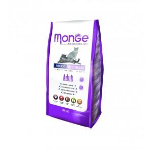 Monge, Adult, dla kotów domowych, jak i podwórkowych w wieku 1 - 10 lat