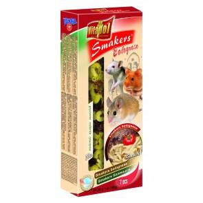 Vitapol, Smakers, Kolba dla gryzoni, bolognese, 2 sztuki