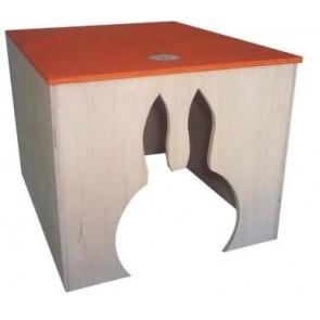 Pinokio, Domek dla królika, duży