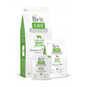 Brit Care, Adult Large Breed, Salmon & Potato