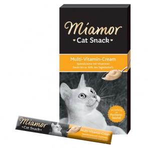 Miamor, Multi-Vitamin-Cream, pasta smakowa dla kotów