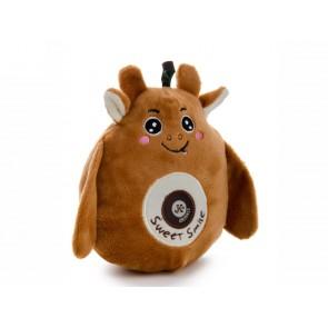 JK Animals, Krówka, zabawka pluszowa, 16cm