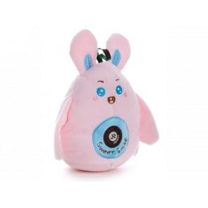 JK Animals, Zajączek, zabawka pluszowa, 16cm