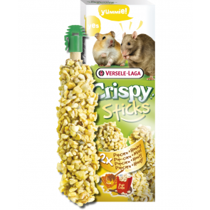 Versele-Laga, Crispy Sticks, Hamster-Rats, Popcorn i miód