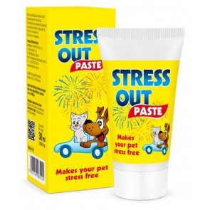 Stress Out Paste, preparat uspokajający w formie pasty