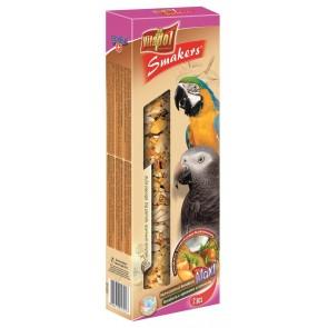 Vitapol, Smakers Maxi, dla dużych papug, orzechowo-kokosowy