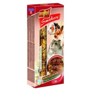 Vitapol, Smakers, Kolba dla gryzoni i królików, topinamburowa, 2 sztuki