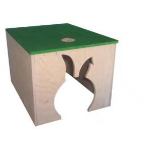 Pinokio, Domek dla królika, mały