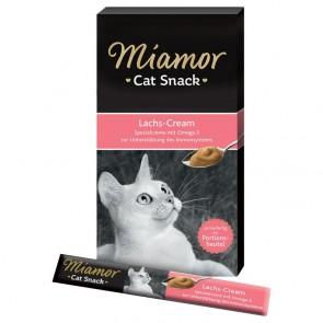 Miamor, Cat Snack z łososiem, pasta smakowa dla kotów