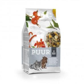Witte Molen PUUR, Chinchillas/Degus, dla szynszyli i koszatniczek