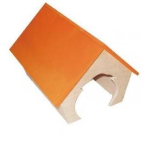 Pinokio, Domek drewniany dla świnki morskiej, mały