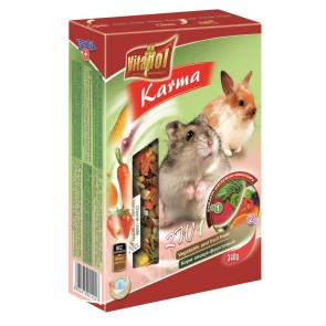Vitapol, Karma 2w1 warzywno-owocowa dla gryzoni i królika