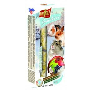 Vitapol, Smakers, Kolba dla gryzoni i królików, zimowa, 2 sztuki