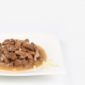 Animonda, Rafiné Soupé, z indykiem, cielęciną i serem, dla dorosłych kotów, saszetka 100g