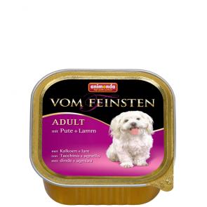 Animonda, Vom Feinsten Adult, z indykiem i jagnięciną, 150g