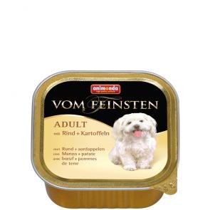 Animonda, Vom Feinsten Adult, z wołowiną i ziemniakami, 150g