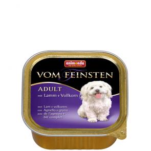 Animonda, Vom Feinsten Adult, z jagnięciną i ziarnami, 150g