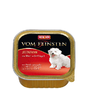 Animonda, Vom Feinsten Junior, z wołowiną i drobiem, 150g