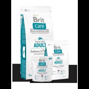 Brit Care, Adult Grain-Free, Salmon & Potato