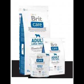 Brit Care, Adult Large Breed, Lamb & Rice