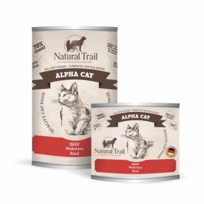 Natural Trail, Alpha Cat, z wołowiną