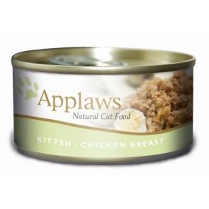 Applaws Kitten, Pierś z kurczaka, 70g