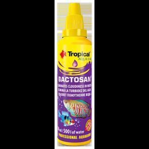 Tropical, Bactosan, usuwa zmętnienie wody