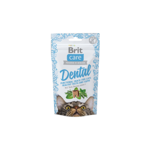 Brit Care, Snack Dental, 50g
