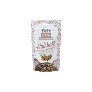Brit Care, Snack Hairball, 50g