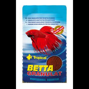 Tropical, Betta Granulat, granulowany pokarm dla bojowników