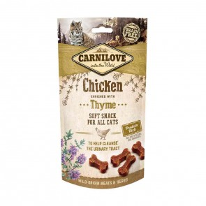 Carnilove, Semi-Moist Snack Chicken & Thyme