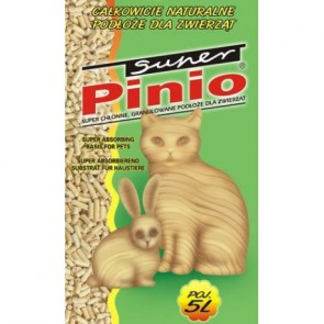 Pinio, Naturalny, żwirek drewniany
