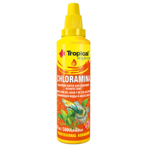 Tropical, Chloramina, do dezynfekcji
