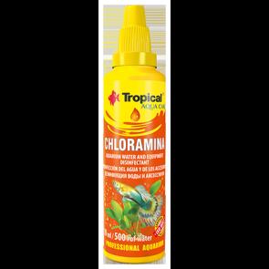 Tropical, Chloramina, do dezynfekcji