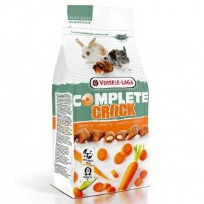 Versele-Laga, Complete Crock Carrot, przysmak z marchewką, 50g