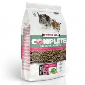 Versele-Laga, Complete Chinchilla & Degu, granulat dla szynszyli i koszatniczek