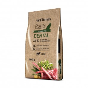 Fitmin, Cat Purity Dental, dla dorosłych kotów