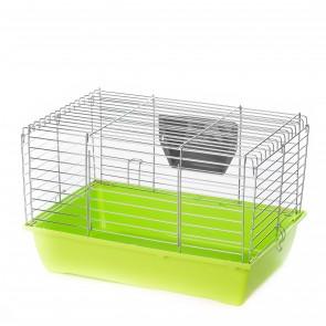 Inter-Zoo, Klatka dla królików, Rabbit 50 Zinc Folding