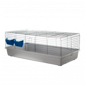 Inter-Zoo, Klatka dla królików, Rabbit 120 Zinc Folding