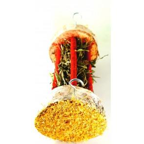 Ham-Stake, Paśnik brzozowy z pokrzywą i nagietkiem
