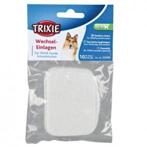 Trixie, Wkłady do majtek ochronnych, XS,S,S-M, 10 sztuk