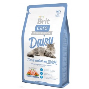 Brit Care, Daisy I've to Control my Weight