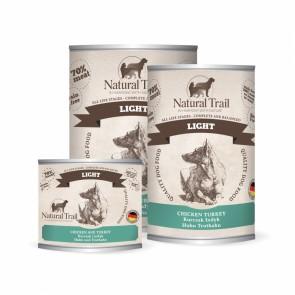 Natural Trail, Light, z kurczakiem i indykiem