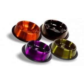 Happet, Miska metalowa, mix kolor