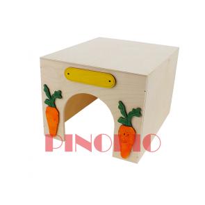 Pinokio, Domek drewniany (29cm)