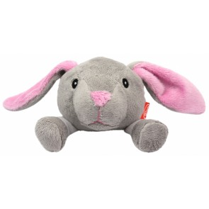 PetNova, Głowa królika pluszowa, 12,5cm