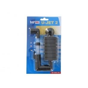 Happet, U-Jet 2, filtr gąbkowy, akwarium 20-60L