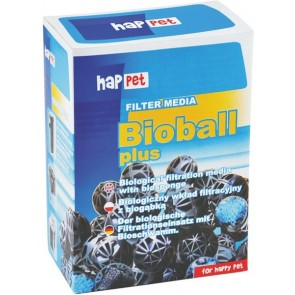 Happet, Bioball Plus, kulki biologiczne, 50 sztuk