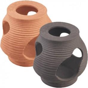 Happet, Dzban ceramiczny, z otworami, 9,5cm